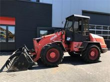 1997 Atlas 86E Wheel loader