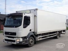 2007 Volvo FL240 Closed box