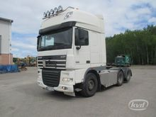 2011 DAF 105.460T Tractor unit
