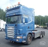 2003 Scania R164LANA580 Tractor