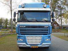 2007 DAF XF105 410 Tractor unit