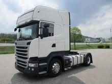 2014 Scania R450LA4X2MNA Toplin