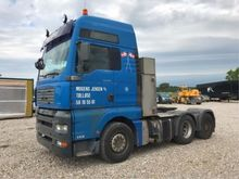 2007 MAN TG410A Tractor unit