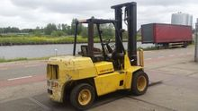 1995 Hyster H4.00/ xl5 Forklift