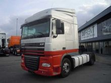2011 DAF FT XF 105 410 SPACE CA