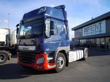 2013 DAF CF 440 FT SPACE CAB AD
