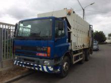 1999 DAF CF 75.240 Garbage truc