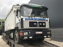 MAN 26.372 Tipper