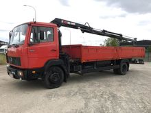 1992 Mercedes Benz 1120 Lorry w