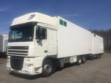 2012 DAF FAR XF105.460 Freeze t