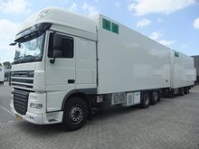 2013 DAF FAR XF 105.460 Freeze