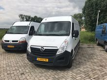 2012 Opel Movano 2.3 CDTI L3H2