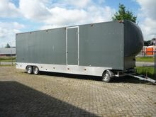 Turnbale trailer