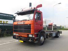 1987 Scania 112 M INTERCOOLER B