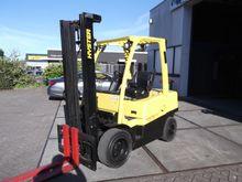 2010 Hyster H3.0FT Forklift