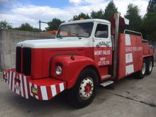 1980 Scania 110 6x4 TOP!! Salva