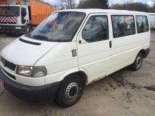 2001 Volkswagen Transporter Min