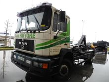 1997 MAN 18.264 Container trans