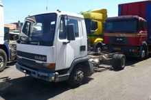 2000 DAF 45.130 Chassis cabin