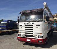 1996 Scania 143 420 Graintransp