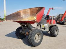 2006 Ausa APG24 Mini dumper