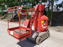 2001 Manitou 105VJR Working pla