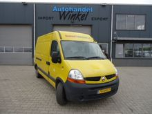 2007 Renault Master T33 2.5 DCI