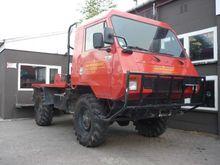 1990 Brimont Brutt 6.0 ton Truc