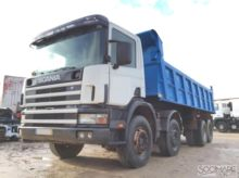 2000 Scania 114 340 Tipper