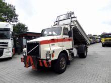 2004 Scania P94 260 4X2 KIPPER