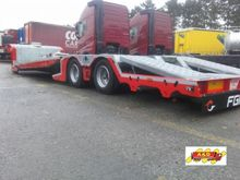 2016 RGM Dieplader Low loader