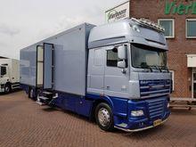 2006 DAF XF105.510 Theo Mulder