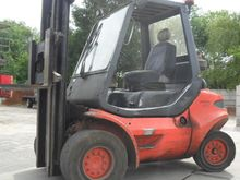 1991 Linde h45d Forklift