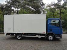 2009 MAN TGL 7.180 koffer 5m li