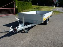 EDUARD enkelasser plateauwagen