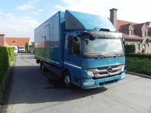 2012 Mercedes Benz Atego816 Box