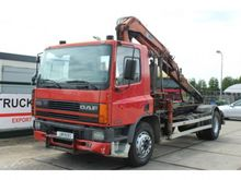 1994 DAF 65.210 FULL STEEL Cont