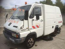 1989 Renault B70 Balayeuse - Ve