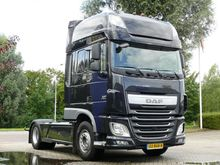2015 DAF XF 460 FT Tractor unit