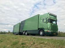 2004 Scania 75115 Frigo/Isolate