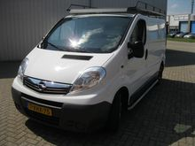 2010 Opel Vivaro 2.0 CDTI L1H1