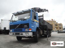 1994 Volvo FL10 Dumper truck wi