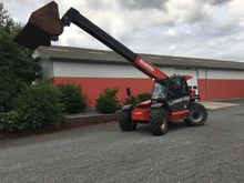 2010 Manitou Construction machi
