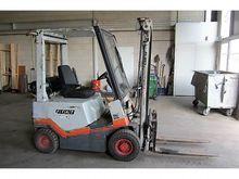 Fiat BI 15 LPG Forklift