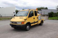 2000 Iveco 50C13 double cab + G