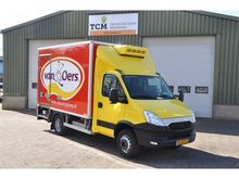 2013 Iveco DAILY 75C17. 16855 K