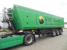 2010 Schmitz Cargobull SKI 24 T