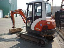 2012 Kubota KX61-3 Skid Steer E