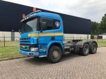 2000 Scania 124-420 6x4 Blatt S