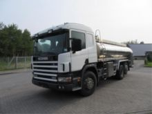 2004 Scania P114 14.500 Liter M